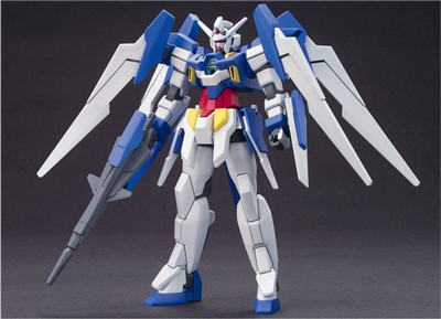 Gundam Master Grade 1/100 MG Gundam AGE-2 Normal