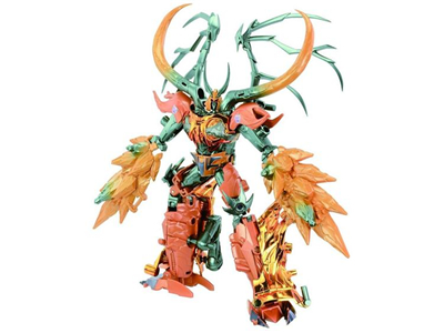Transformers Prime Japanese Exclusive AM-19 Gaia Unicron