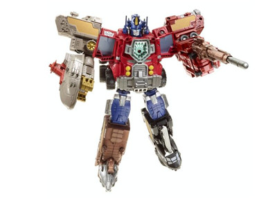 Transformers Platinum Year of the Snake Optimus Prime FOC