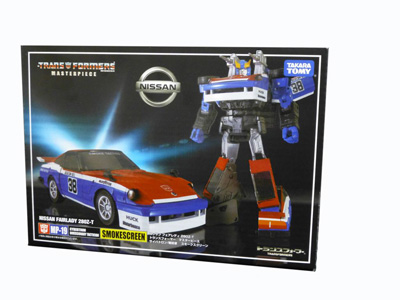Transformers Masterpiece MP-19 Masterpiece Smokescreen