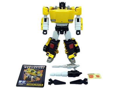 Transformers Masterpiece MP-12T Masterpiece Tigertrack