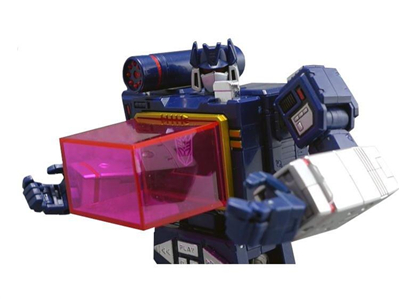 Transformers Dr. Wu DW-P11 Energy Cube Pink Set of 2