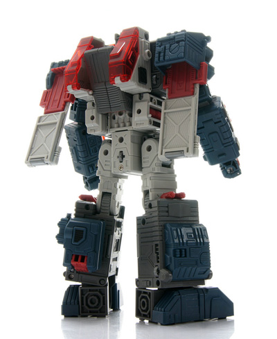 Transformers ToyWorld TW-H04 Infinitor Maximus