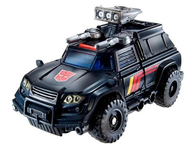 Transformers Generations 2013 Deluxe Trailcutter