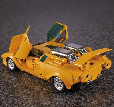 Takara Tomy Transformers Masterpiece MP-39 Sunstreaker