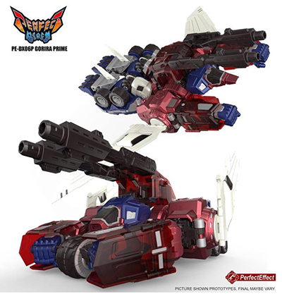 Transformers iGear IG-TF005 Shark Three Pack