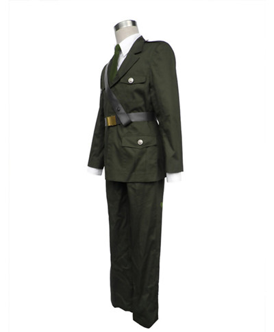 Axis Powers Hetalia Arthur England Cosplay Costume