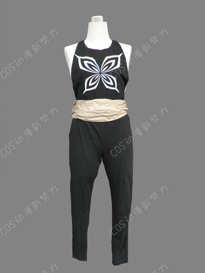 Bleach 1th Yoruichi Shihouin Cosplay Costume