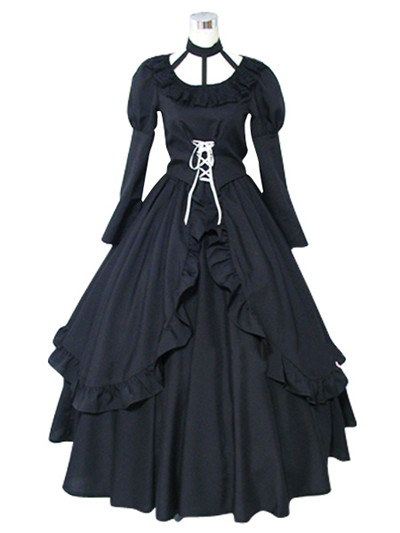 D.Gray Man Lenalee Lee Princess Cosplay Costume