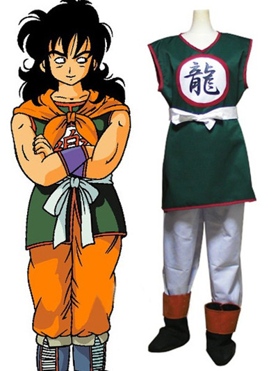 Dragon Ball Yamcha Cosplay Costume