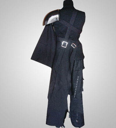 Final Fantasy VII Cloud Cosplay Costume
