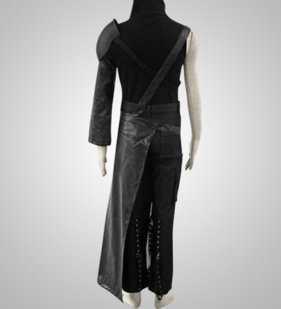 Final Fantasy Crisis Core Cloud Strife Cosplay Costume