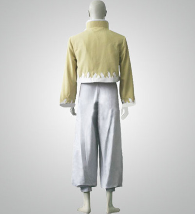 Full Metal Alchemist Ling Yao Cosplay Costume