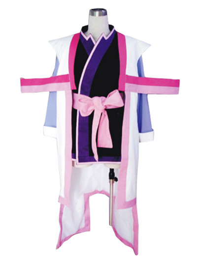Mobile Suit Gundam Seed/Destiny Lacus Clyne Cosplay Costume