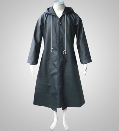 Kingdom Hearts Organization XIII 12 Cosplay Costume