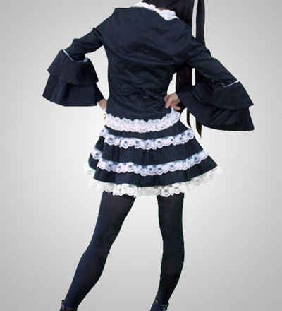 Special Occasion Lolita Dress Cosplay Costume
