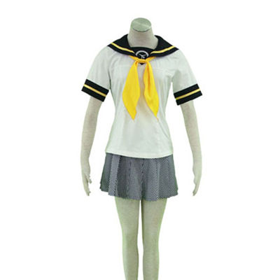 Persona 3 White Cosplay Costume