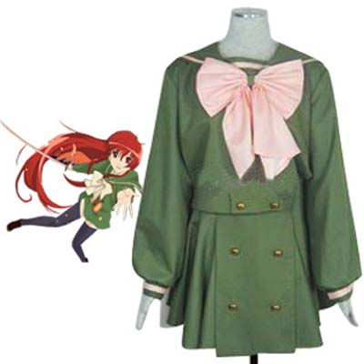 Shakugan No Syana Shana Cosplay Costume