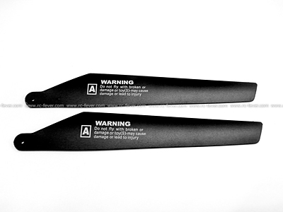Double Horse RC Helicopter 9059 Main Rotor Blade A 04A