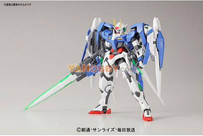 Gundam Master Grade 1/100 Model Kit MG 00 Raiser