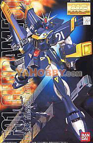 Gundam Master Grade 1/100 Model Kit MG F91 Harrison (Blue)