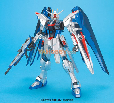 Gundam Master Grade Model Kit - Freedom Gundam Extra Finish
