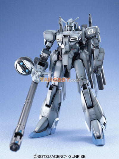 Gundam Master Grade 1/100 Model Kit MSZ-006C1 Zeta Plus C1
