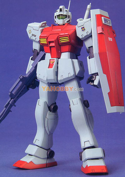 Gundam Master Grade 1/100 MG RGM-79C GM Kai Space Type