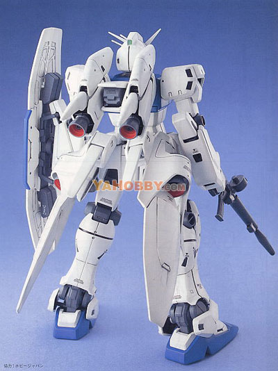 Gundam Master Grade 1/100 Model Kit - RX-78 GP03S Stamen