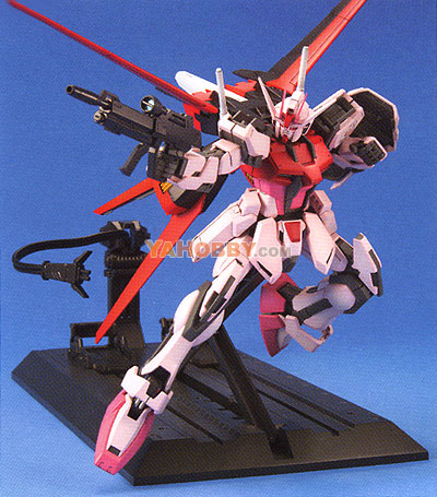 Gundam Master Grade 1/100 Model Kit- Strike Rouge Gundam