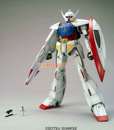 Gundam Master Grade 1/100 Model Kit - MG Turn A Gundam