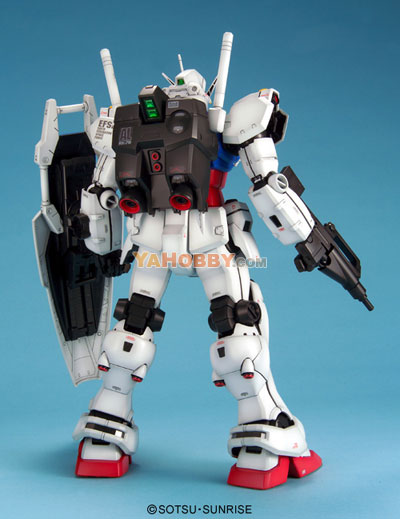 Gundam Perfect Grade 1/60 Model Kit RX-78 Gundam GP01Fb