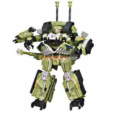 Transformers 2007 Movie Leader Class - Decepticon Brawl (Tank)