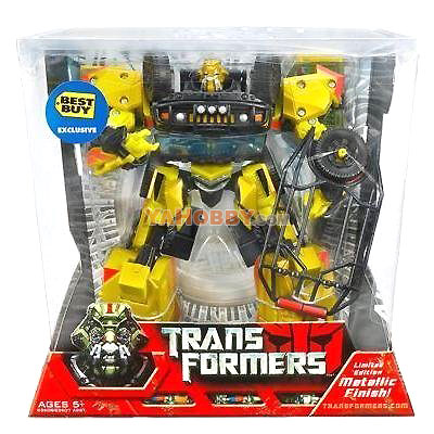 Transformers 2007 Movie Premium Series Metallic Ratchet