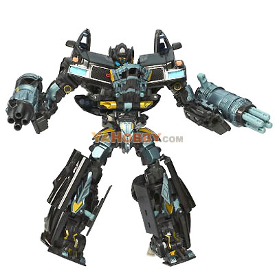 Transformers 2007 Movie Voyager Class Wave 04: Premium Ironhide