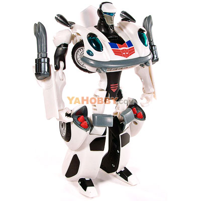 Hasbro Transformers Animated Deluxe Autobot Jazz