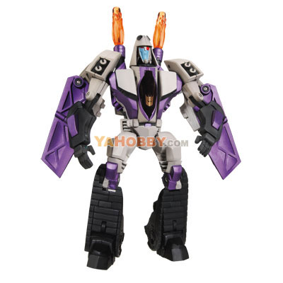 Transformers Animated Voyager Blitzwing