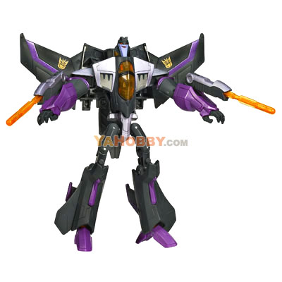 Transformers Animated Voyager Skywarp