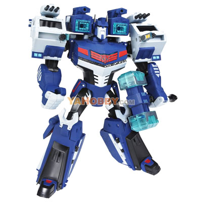 Transformers Animated Leader Ultra Magnus Loose