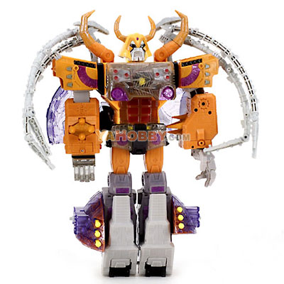 Transformers Armada Unicron Re-Issue