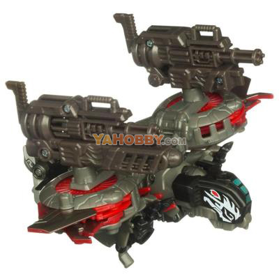 Transformers Dark Of The Moon Mechtech Deluxe Class Laserbeak