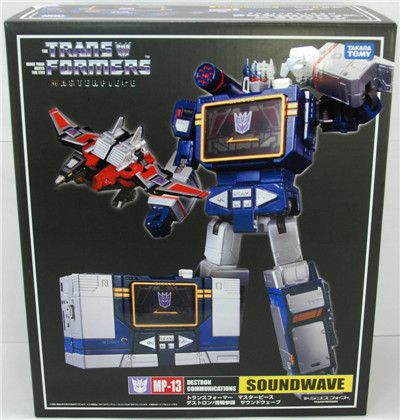 Transformers Masterpiece MP-13 Soundwave [PREORDER]