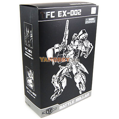Transformers Masterpiece MP EX-002 Battle Rollar