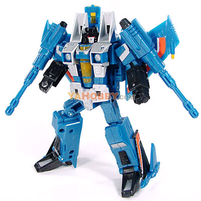 Takara Tomy Transformers G1 Masterpiece Thundercracker MP-07