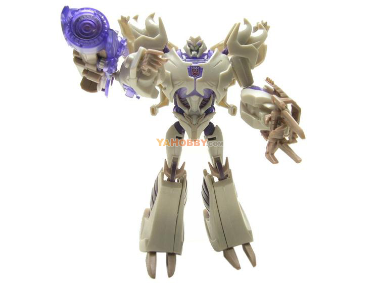 Transformers Prime Robots In Disguise Voyager Megatron