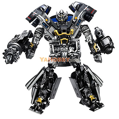Transformers 2009 Movie 2 ROTF Voyager Ironhide