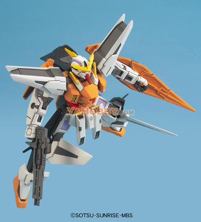 Gundam 00 1/144 Model Kit First Grade Gundam Kyrios