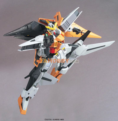 Gundam 00 1/100 Model Kit GN-003 Gundam Kyrios