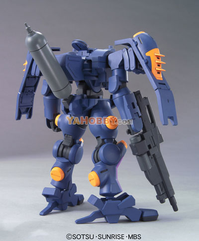 Gundam 00 High Grade 1/144 Model Kit HG Sergei's Tieren Taozi