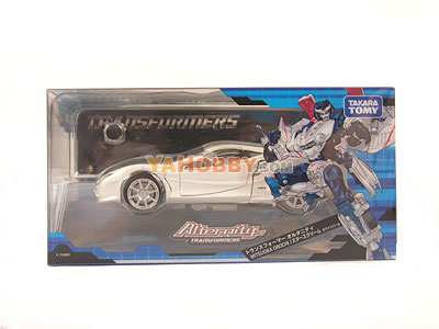 Transformers Alternity Okamora Orochi - Starscream White